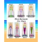 24 Asst 45cm Mermaids