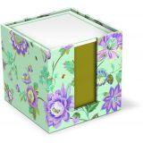 Floral Charm Memo Set - Mint