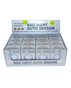 Bag Light Auto Sensor 16 Display