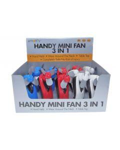 HandyFan 3in1 15 Display
