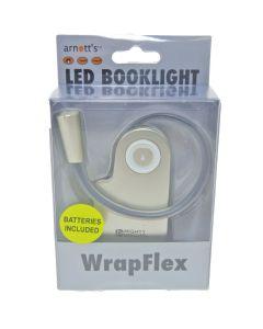 WrapFlexLED Booklight Silver