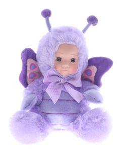 Fur Baby Purple Butterfly SPARKLE