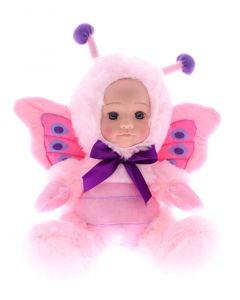 Fur Baby Pink Butterfly Twinkle