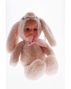 Fur Baby 25cm Rose Pink Rabbit OREO
