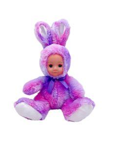 Fur Baby 25cm Pink Bunny FLUFFY
