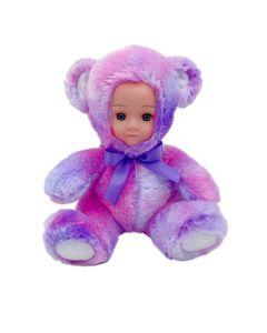 Fur Baby 25cm Pink Bear JENNIFER