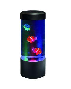 Desktop Round Mini Fish Lamp