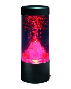 Round Mini Volcano Lamp