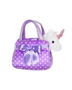 Unicorn Purple Spot Bag