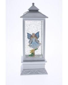 White Lantern with Blue Fairy
