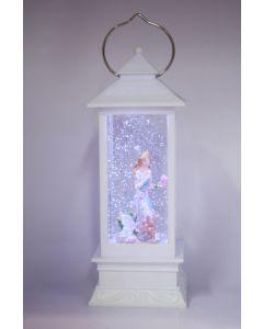 White Lantern w Mermaid