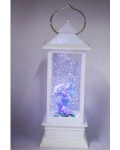 White Lantern w Dragon