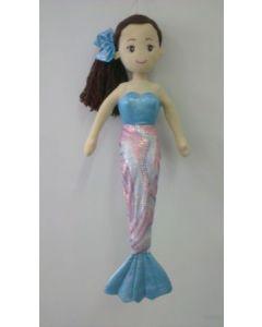 70cm Blue Mermaid DIANA