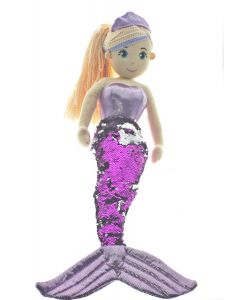 70cm ASPEN Purple F-S Mermaid