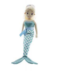 45cm CYRENA Turquoise Mermaid