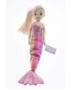 45cm BELLA Pink Rainbow