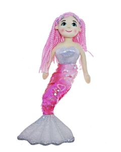 45cm FAIRY F-S SILVER PINK