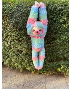 Hanging Sloth Green Multi SID - APRIL DELIVERY